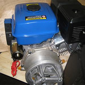 Бензиновый четырехтактный одноцилиндровый двигатель 410 куб.см.