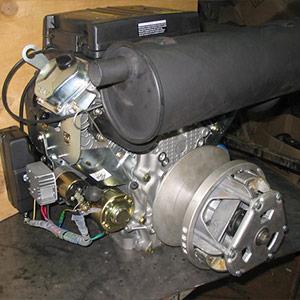Четырехтактные двигатели для снегоходов «Буран»