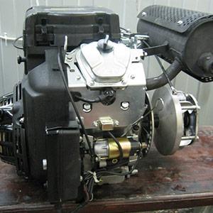Четырехтактные двигатели для снегоходов «Рысь»