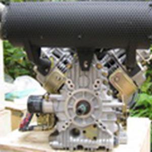 Дизельный двухцилиндровый двигатель мощностью 20 л.с.
