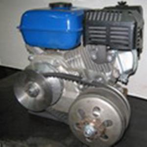 Двигатель 6,5 л.с. с клиноременным вариатором