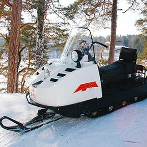 Комлект для сборки снегохода «Буран»