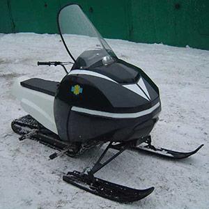 Снегоход «Лайка»