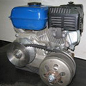 Двигатель 8-9 л.с. c клиноременным вариатором