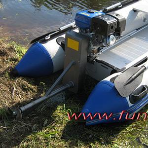 Подвесной лодочный мотор мощностью 13-14 л.с.