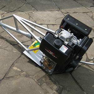 Дизельный подвесной лодочный мотор мощностью 10 л.с.