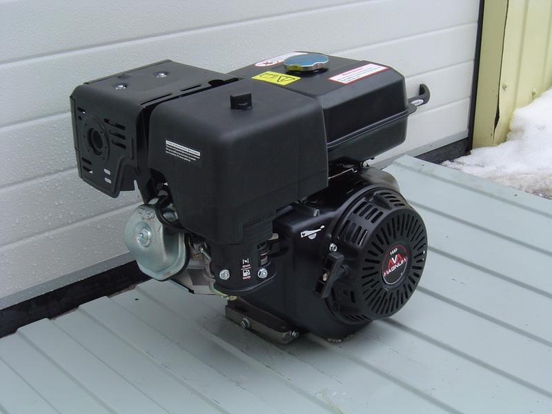 двигатель для снегохода тайга патруль фото