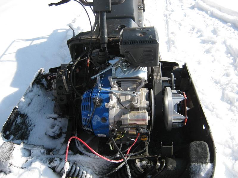давно делал снегоход тайга конструкция двигателя предстартовых эмоциях