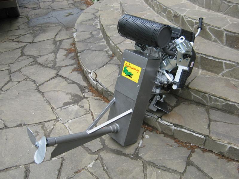 лодочный мотор аллигатор 5