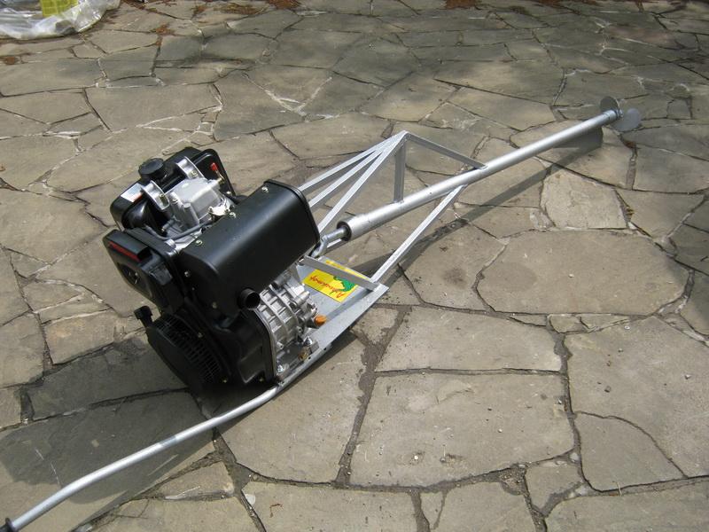 подвесной мотор для болотохода