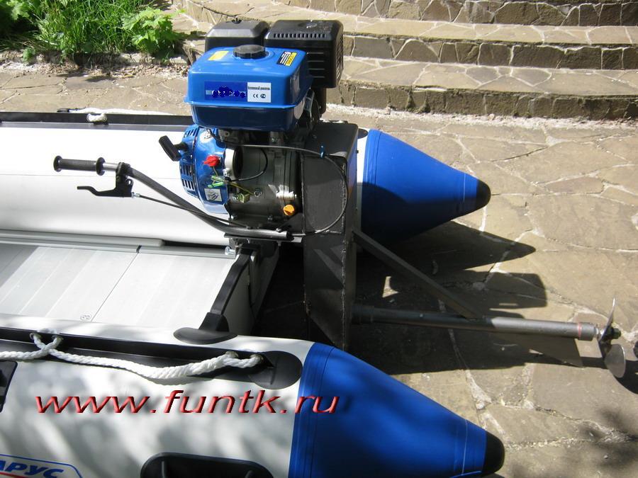 купить лодочный мотор для мелководья