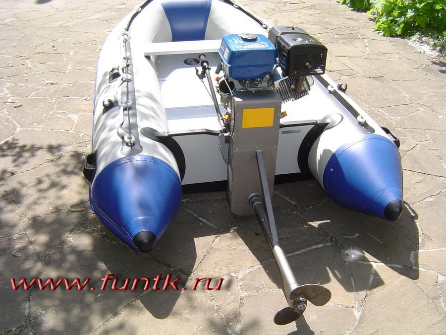 Двс для моторных лодок