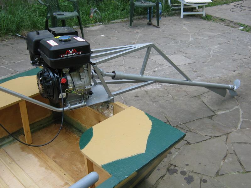 как зарегистрировать самодельный лодочный мотор