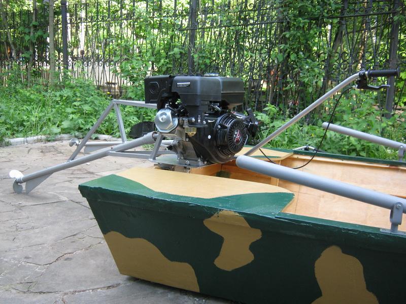 моторы подвесные болотоходы купить
