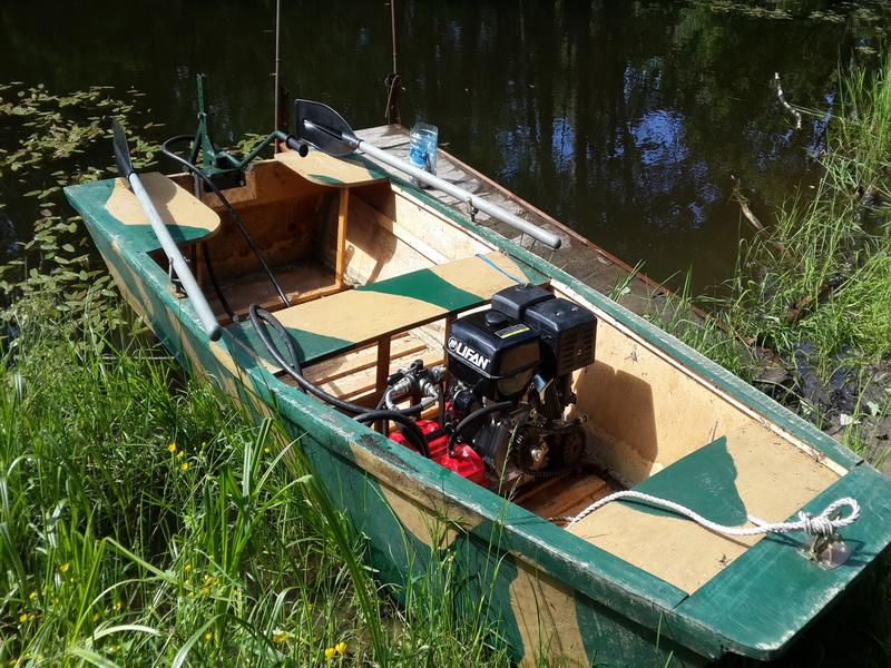 подвесные лодочные моторы на болотоход